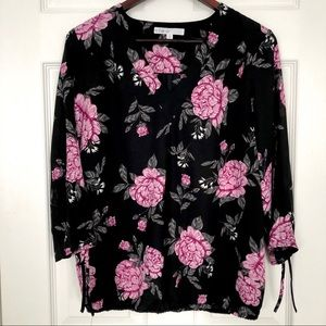 Ladies Cleo Small Floral Top 🌸